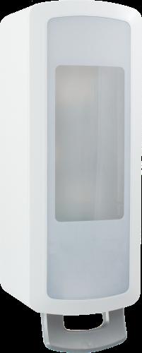 Spender, manuell - für 1 Liter Vakuum-Softflaschen