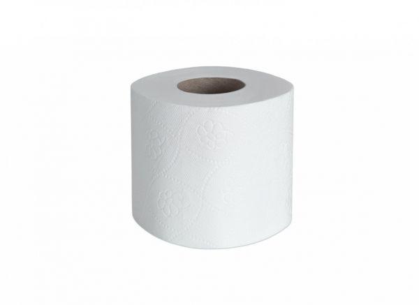 Toilettenpapier - Fresh- 2-lagig - 250 Blatt - Zellstoff hochweiß