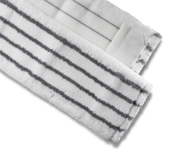 Microfasermopp Premium, grau geborstet, 40cm