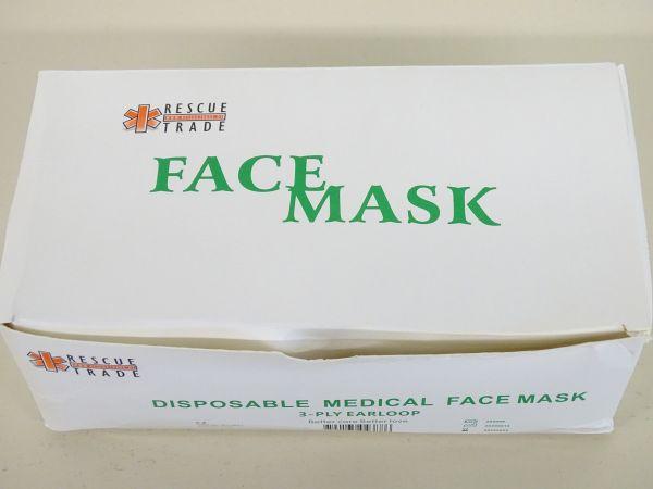 Medizinscher Mund-u.Nasenschutz Typ 2R