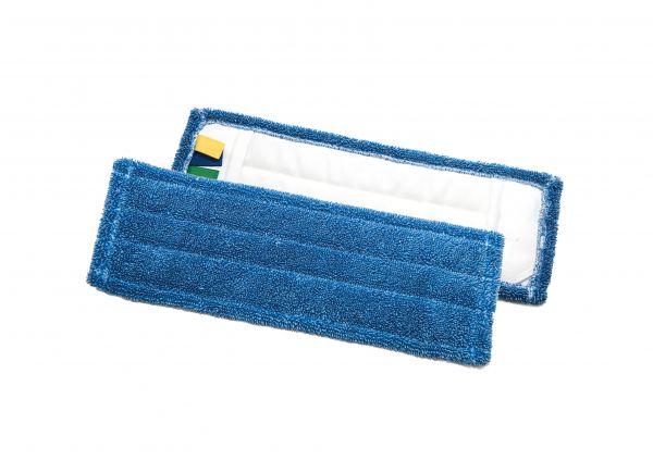 """Microfaser Leichtlauf-Mopp """"Loop Blue Sprinter"""" 50cm"""