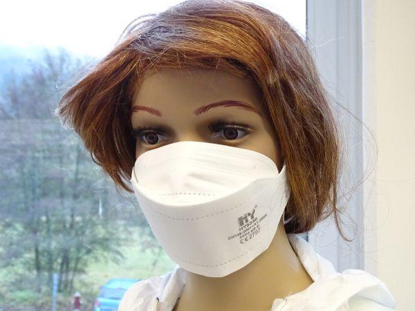 Feinstaub FFP3 Maske