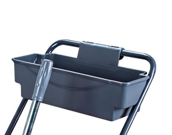 Korb für Einfach- & Doppelfahrwagen - Kunststoff