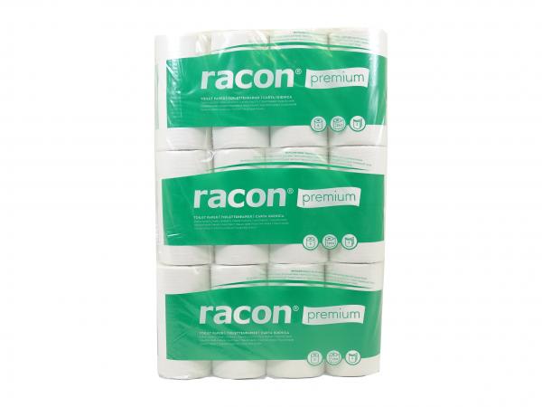 Toilettenpapier, premium, 3-lagig, hochweiß