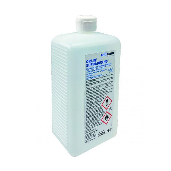 Alk.Händedesinfektion Orlin® Suprades HD