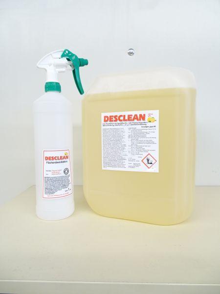 DesClean Flächendesinfektion, gebrauchsfertig, 10L