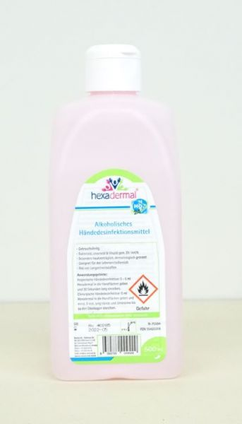 Hexadermal® Händedesinfektion
